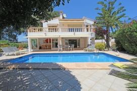 Villa  mit privatem Pool in Moraira, an der Costa Blanca, Spanien für 8 Personen, Moraira