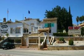 Hotelzimmer in Moraira, an der Costa Blanca, Spanien für 2 Personen, Moraira